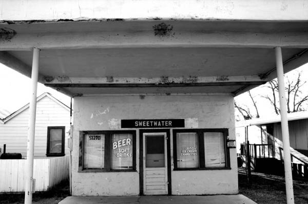 Black And White Art Print featuring the photograph Sweetwater by Jeff Lowe