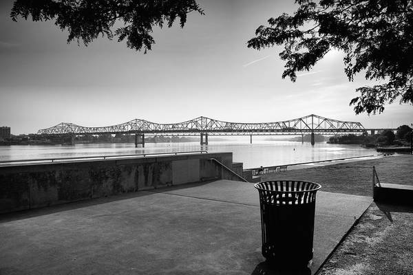 City Art Print featuring the photograph Waterfront Park V by Steven Ainsworth