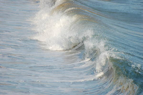 Art Print featuring the photograph Waves by Meeli Sonn
