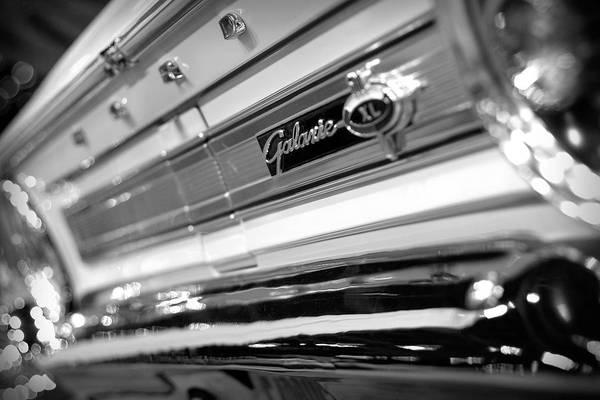 1964 Print featuring the photograph 1964 Ford Galaxie 500 Xl by Gordon Dean II