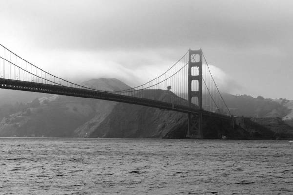Photography Print featuring the photograph Golden Gate by Ofelia Arreola
