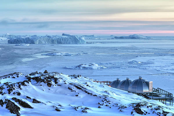 Ilulissat Art Print featuring the photograph Ilulissat - Greenland by Joana Kruse