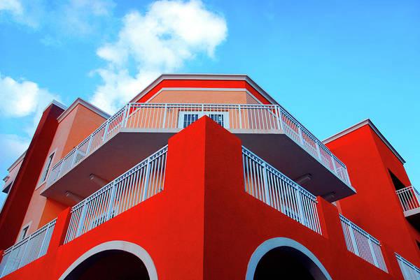 Building Art Print featuring the photograph 11- Deco Sky by Joseph Keane
