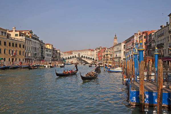 Architecture Art Print featuring the photograph Venice - Italy by Joana Kruse