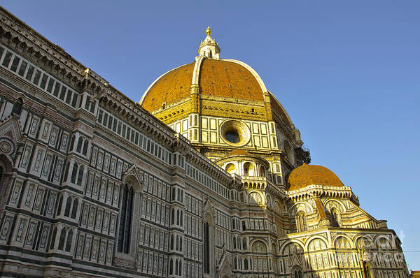 Florence Art Print featuring the photograph Florence by LS Photography