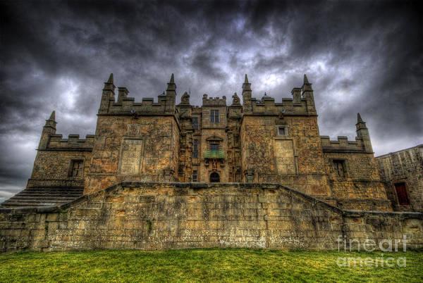 Bolsover Castle Art Print featuring the photograph Bolsover Castle by Yhun Suarez