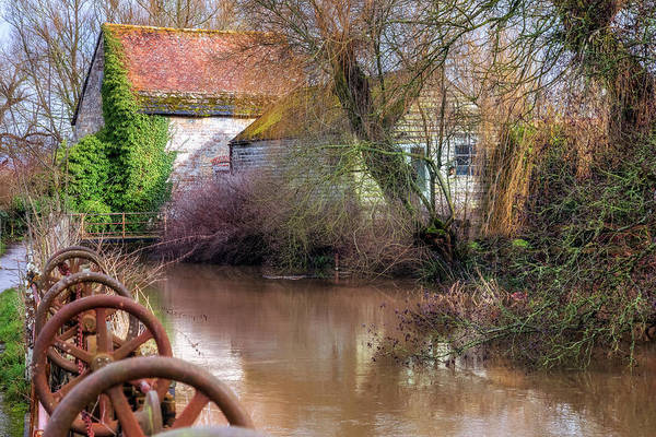 Fiddleford Mill Art Print featuring the photograph Fiddleford Mill - England by Joana Kruse
