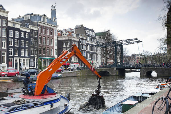 Age Art Print featuring the photograph Amsterdam by Andre Goncalves