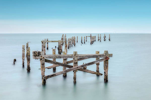 Swanage Art Print featuring the photograph Swanage - England by Joana Kruse