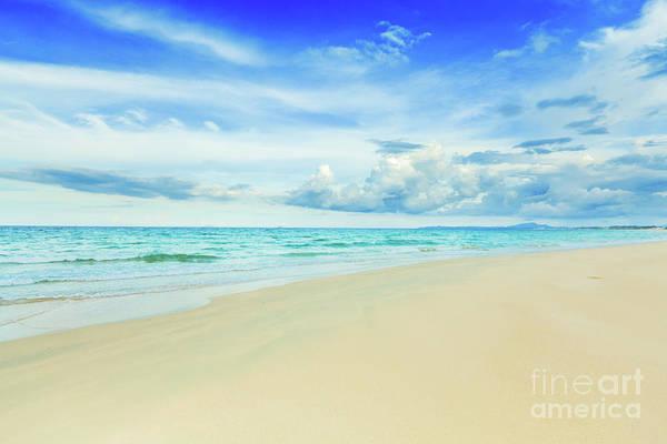 Bahamas Art Print featuring the photograph Beach by MotHaiBaPhoto Prints