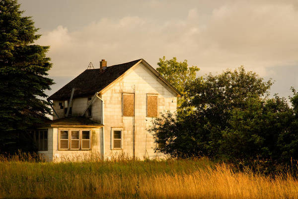 Wisconsin Art Print featuring the photograph Abandoned..... by Carl Jackson