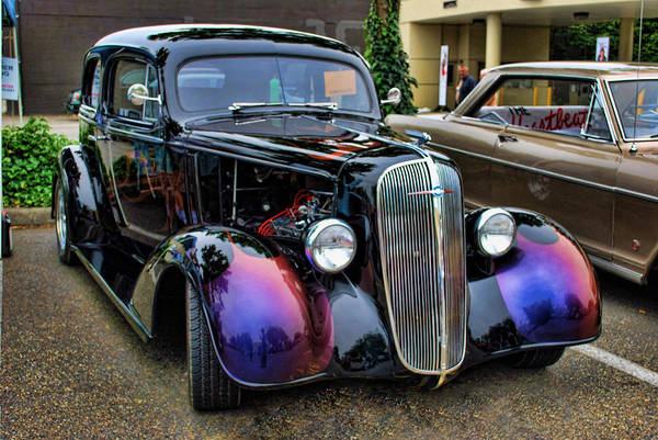 Car Art Print featuring the photograph Absolute Beauty by Anastasia Michaels