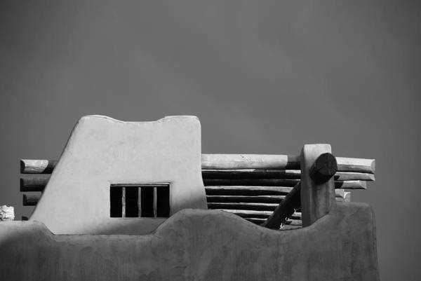 Architecture Art Print featuring the photograph Adobe Turrett by Rob Hans