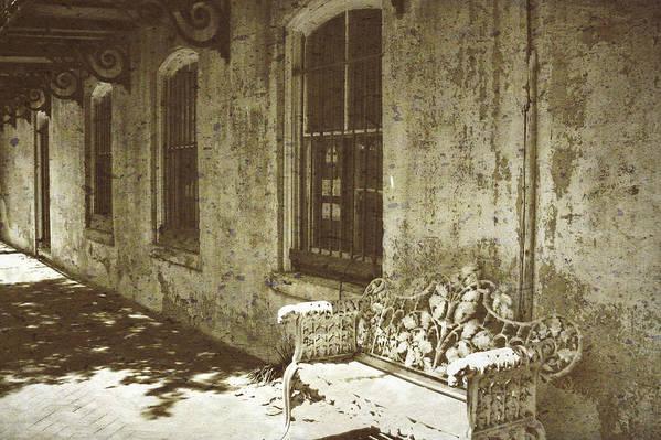 Cobblestone Art Print featuring the photograph Alex Raskin Antiques by JAMART Photography