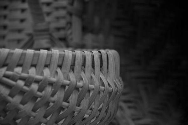 Baskets Art Print featuring the photograph Baskets by Jessica Wakefield
