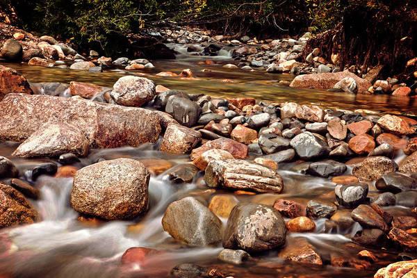 Creek Art Print featuring the photograph Beautiful Creek by Dan Pearce