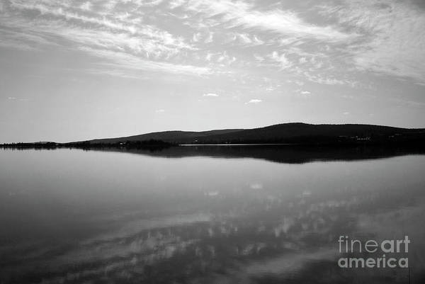Landscape Art Print featuring the photograph Beyond by Tapio Koivula