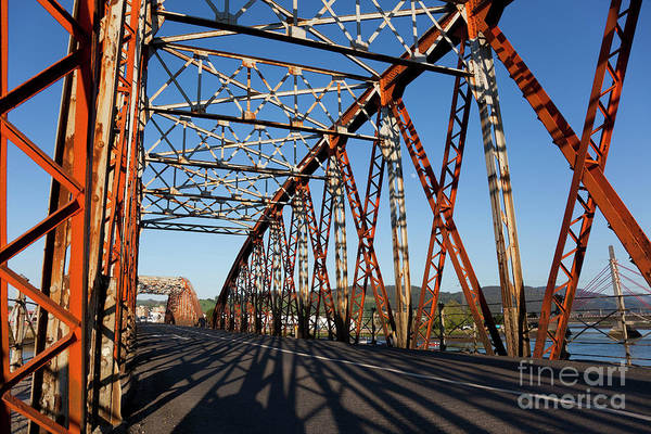 Engineering Art Print featuring the photograph Bridge Of Treto, Colindres by Francisco Javier Gil Oreja