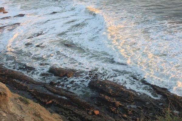Coast Art Print featuring the photograph California Coastline 0554 by Edward Ruth