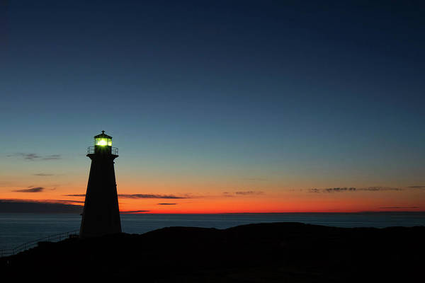 Canada Art Print featuring the photograph Cape Spear Sunrise by Linda Cullivan