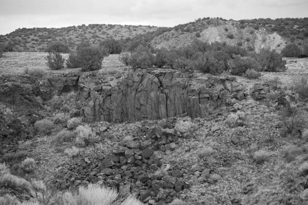 Rocks Art Print featuring the photograph Cochiti Rocks by Rob Hans