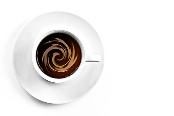 Aroma Art Print featuring the photograph Coffee And Cream by Gert Lavsen