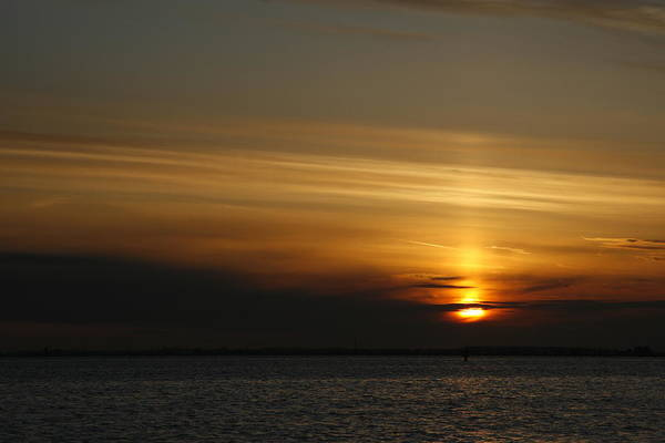 Sunset Art Print featuring the photograph Colours Of The Sky by Naman Imagery