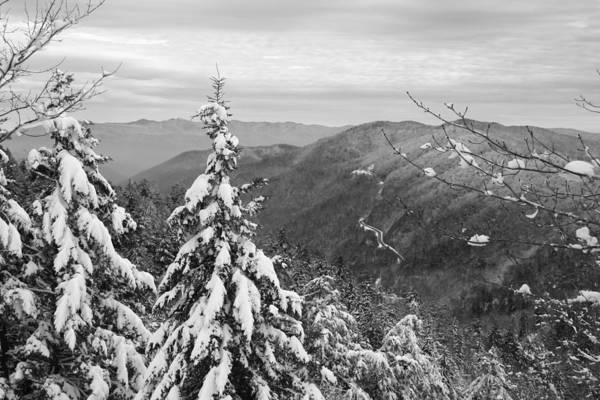 Great Smoky Mountains Art Print featuring the photograph Cumberland Gap In The Smoky Mountains by Kristin Elmquist