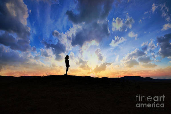 Beautiful Art Print featuring the photograph Dawn Of A New Day Sunrise 140a by Ricardos Creations