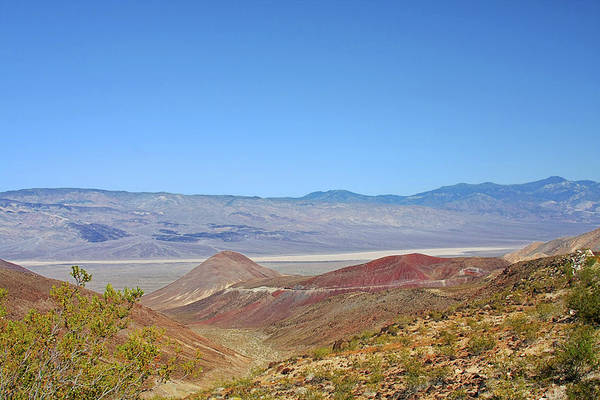 Death Valley National Park Art Print featuring the photograph Death Valley National Park - Eastern California by Christine Till