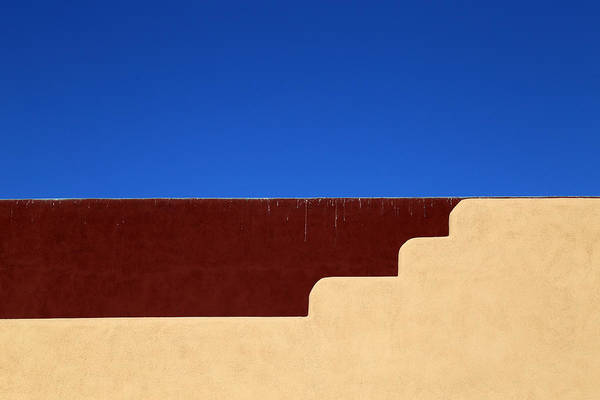 Roof Art Print featuring the photograph Denny's Roof Tucson Az by Mary Bedy