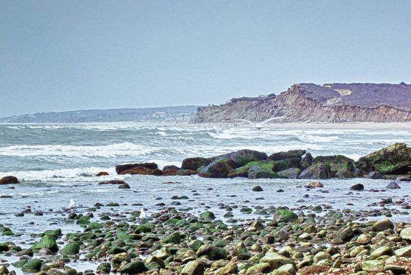 Ocean Art Print featuring the photograph Ditch Plains Long Island by Linda Pulvermacher
