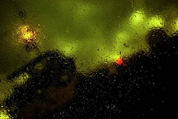 Droplets Art Print featuring the photograph Droplets Xvi by Grebo Gray