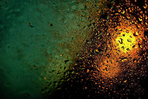 Droplets Art Print featuring the photograph Droplets Xx by Grebo Gray