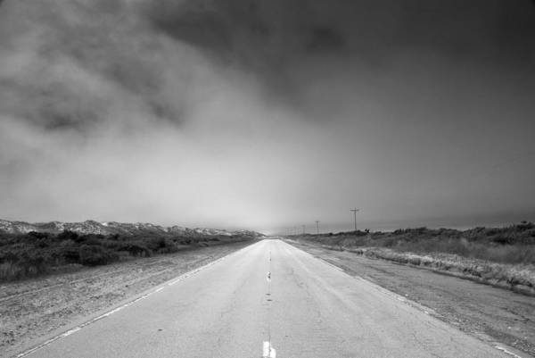 Ocracoke Art Print featuring the photograph Endless by Andreas Freund