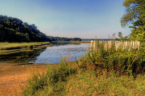 River Art Print featuring the photograph Fast Tides by J Charles