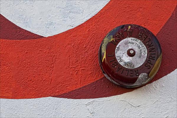 Fire Alarm Art Print featuring the photograph Fire Alarm 1 by Robert Ullmann