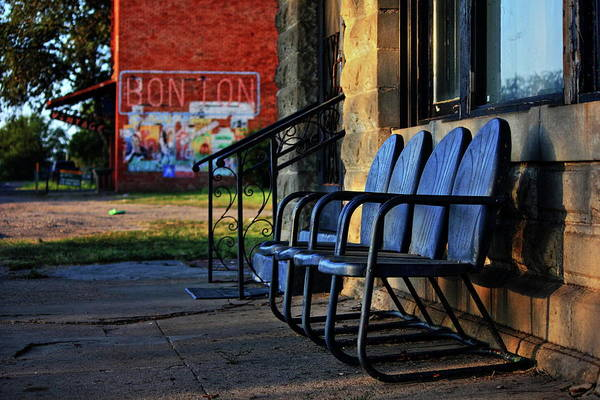 Porch Art Print featuring the photograph Front Porch by Daniel Koglin