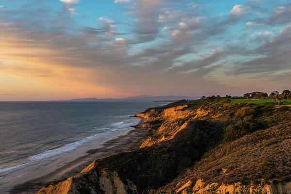 San Diego Art Print featuring the photograph Gliderport North by TM Schultze