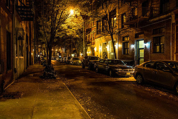 New York Art Print featuring the photograph Greenwich Village by M G Whittingham