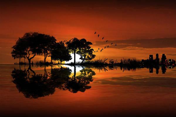 guitar-landscape-at-sunset-randall-nyhof