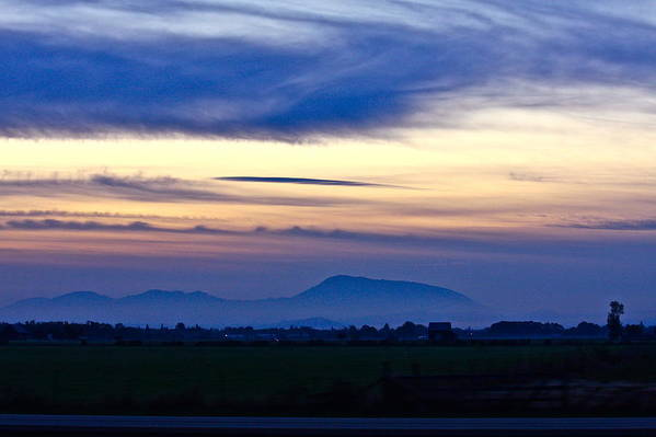 Corvallis Art Print featuring the photograph Heart Of The Valley by Zachary Weddle