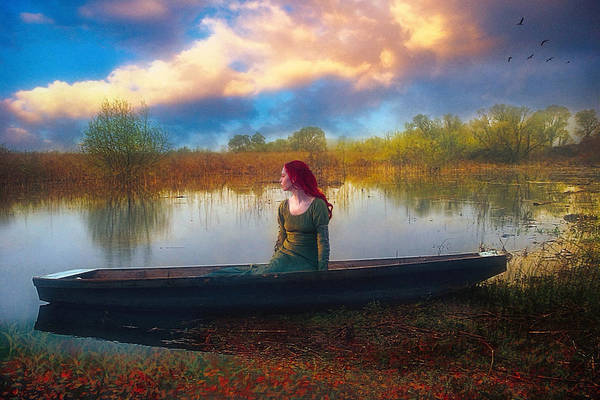 Waiting Art Print featuring the photograph I Will Wait For You by John Rivera
