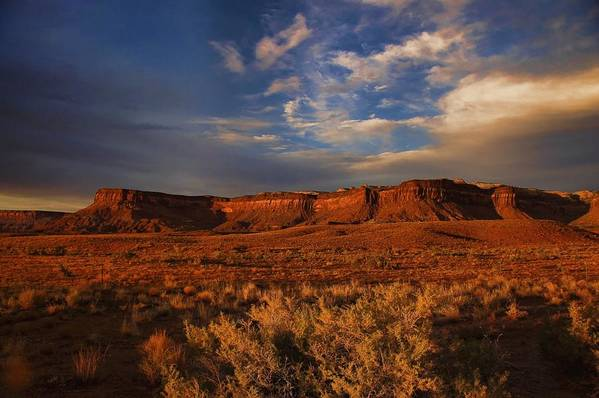 Canyonlands Art Print featuring the photograph Island In The Sky by Nick Roberts