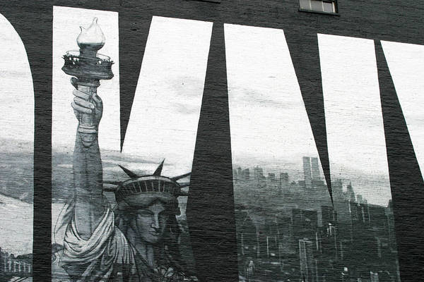 Nyc Art Print featuring the photograph Liberty To All by Chuck Kuhn