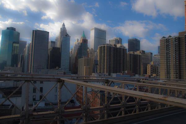 New York City Art Print featuring the photograph Lower Manhattan by Patrick Flynn