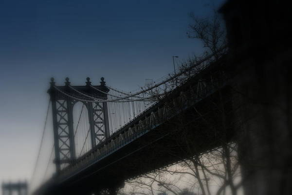Bridge Art Print featuring the photograph Manhattan Dreamin' by Susan Crittenden