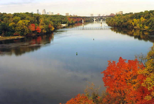 Mississippi Art Print featuring the photograph Mississippi River by Kathy Schumann