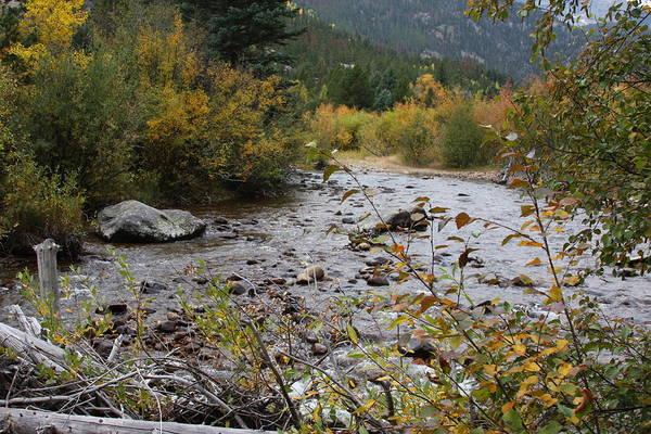 Landscape Art Print featuring the photograph Mountain River by Doug Johnson