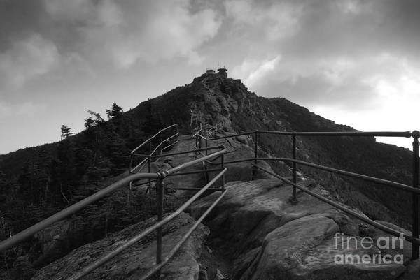 White Face Mountain New York Art Print featuring the photograph Mountain Trail by David Lee Thompson